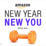Shop Amazon for A New Year and a New You
